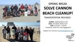 Solve Beach Cleanup